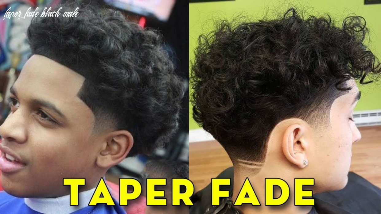 9 taper fade black men haircuts hot hairstyles for black guys