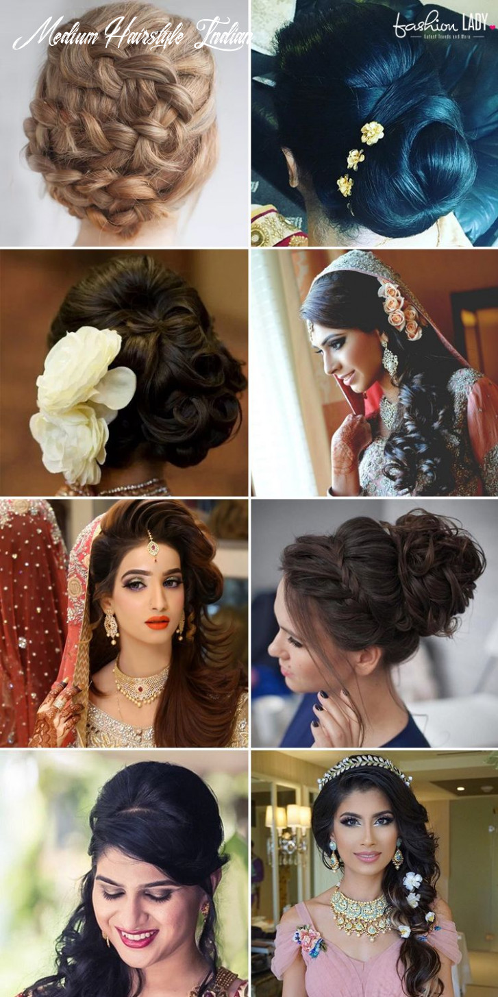 9 traditional indian bridal hairstyles for your wedding | indian