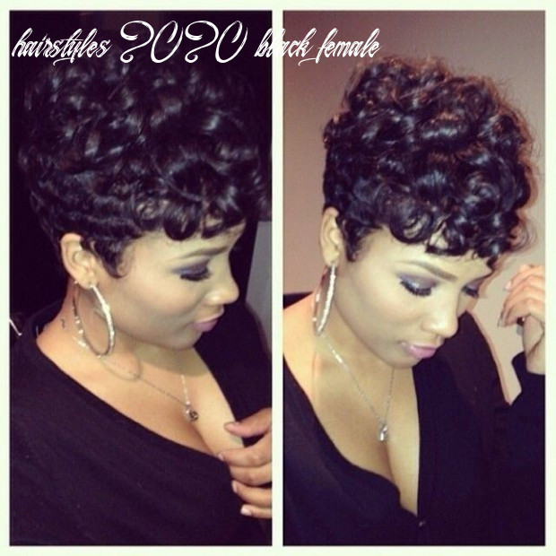 9 trendy african american hairstyles 9 | short hair styles