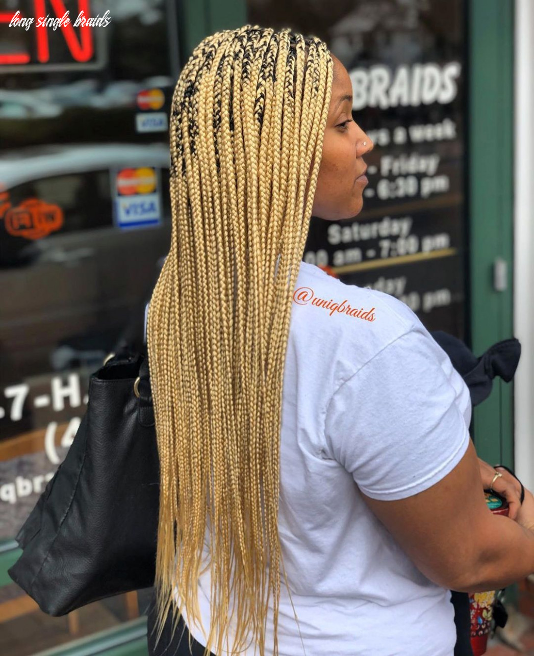 9 Trendy Box Braids Styles Stylists Recommend for 9 - Hair Adviser