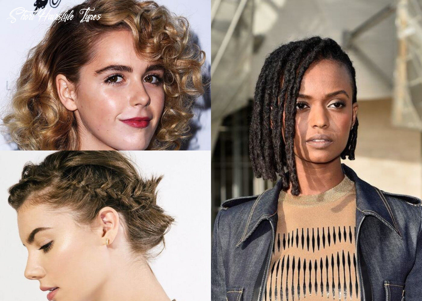 9 types of hairstyles you can do with short hair | hairdo hairstyle short hairstyle types