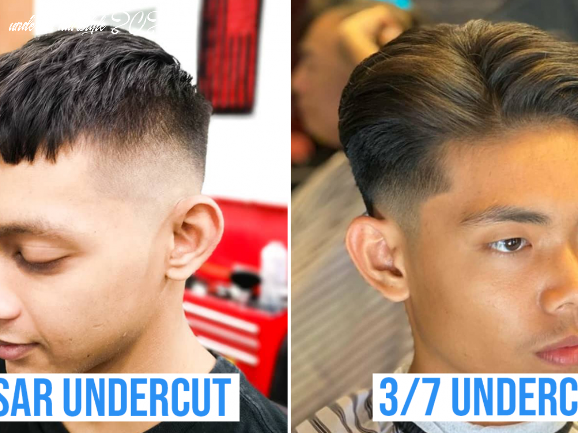 9 Undercut Hairstyles For Guys In 9 With New Variations So You ...