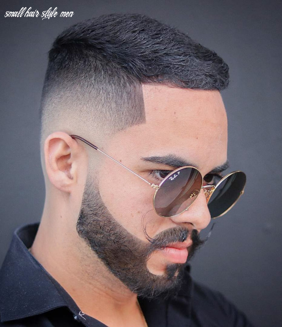 9 unique short hairstyles for men styling tips small hair style men