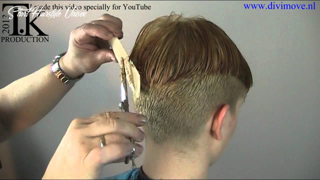 9 unisex short hairstyle for jacky
