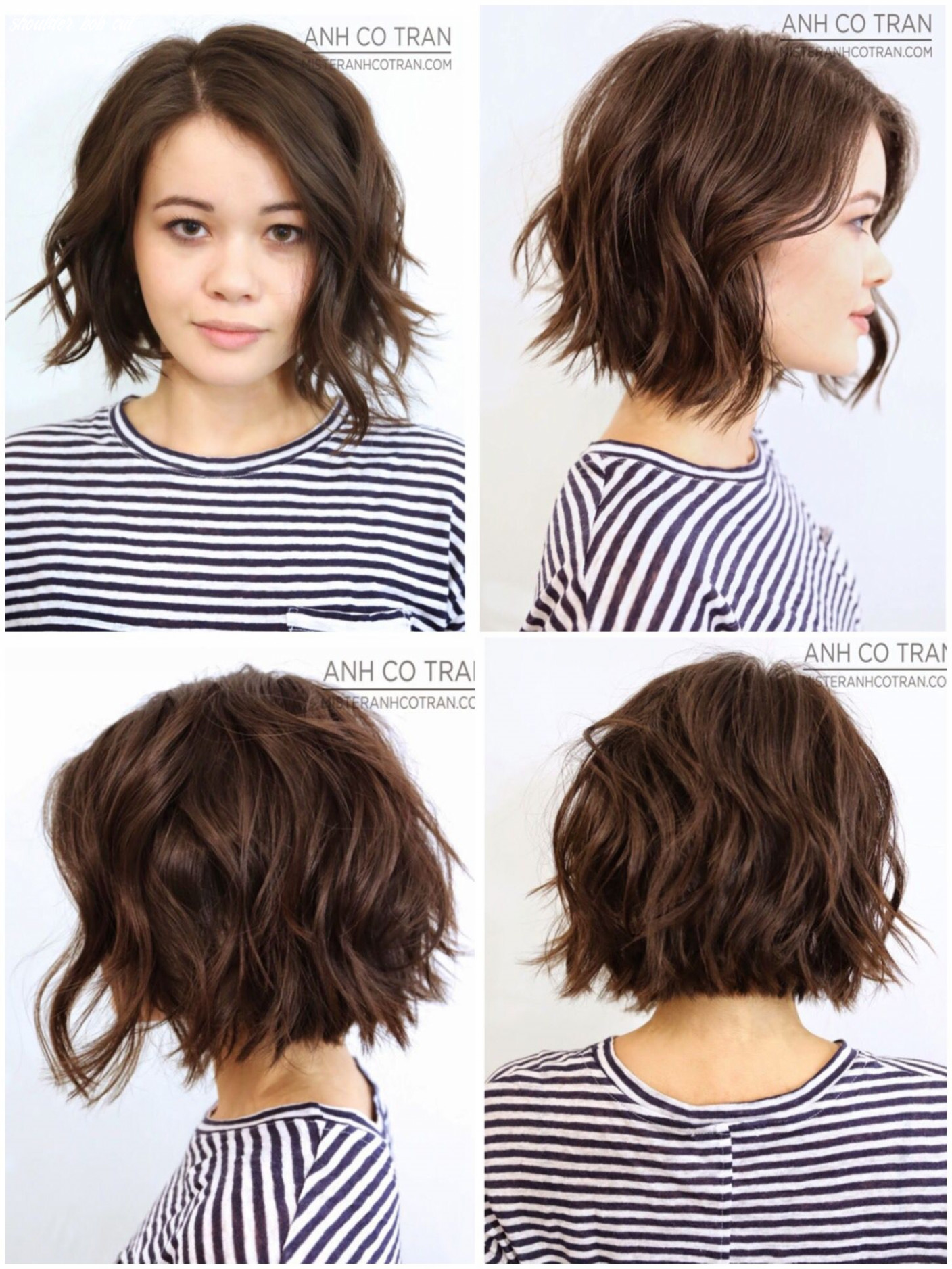 9 view of great classic bob gone messy | haircuts for wavy hair