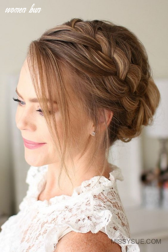 9gorgeous bun hairstyles for office women office salt women bun