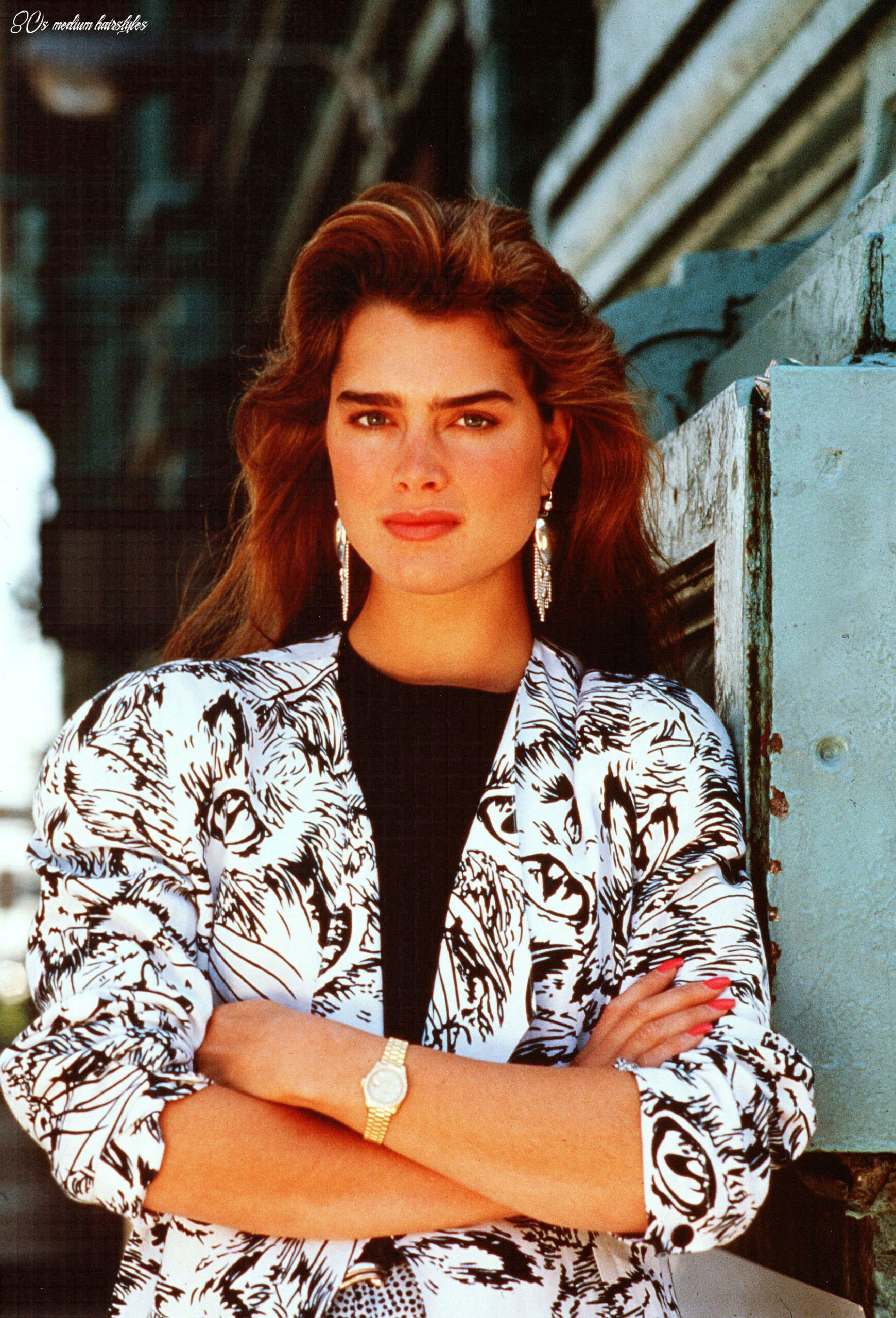 9s hairstyles: 9 epic looks making a huge come back 80s medium hairstyles