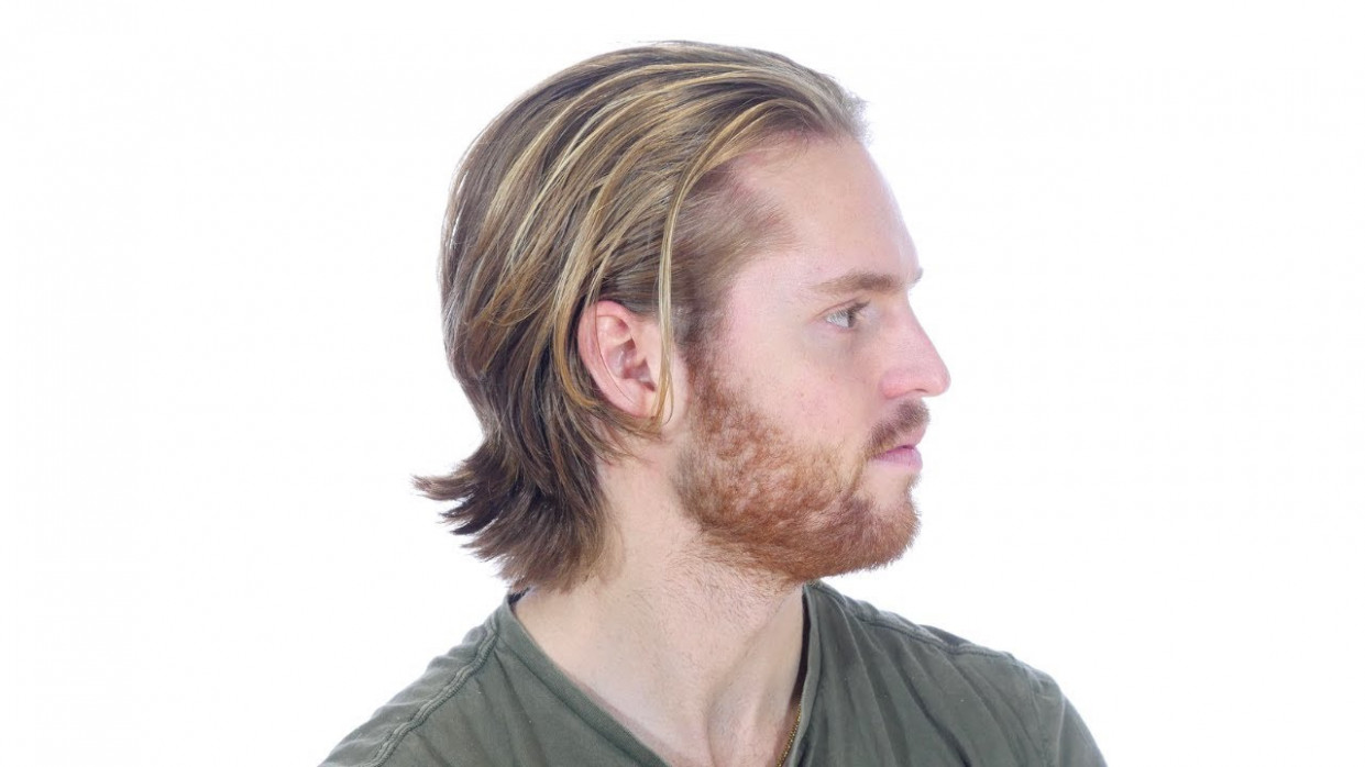 A star is born haircut bradley cooper thesalonguy bradley cooper medium hairstyle