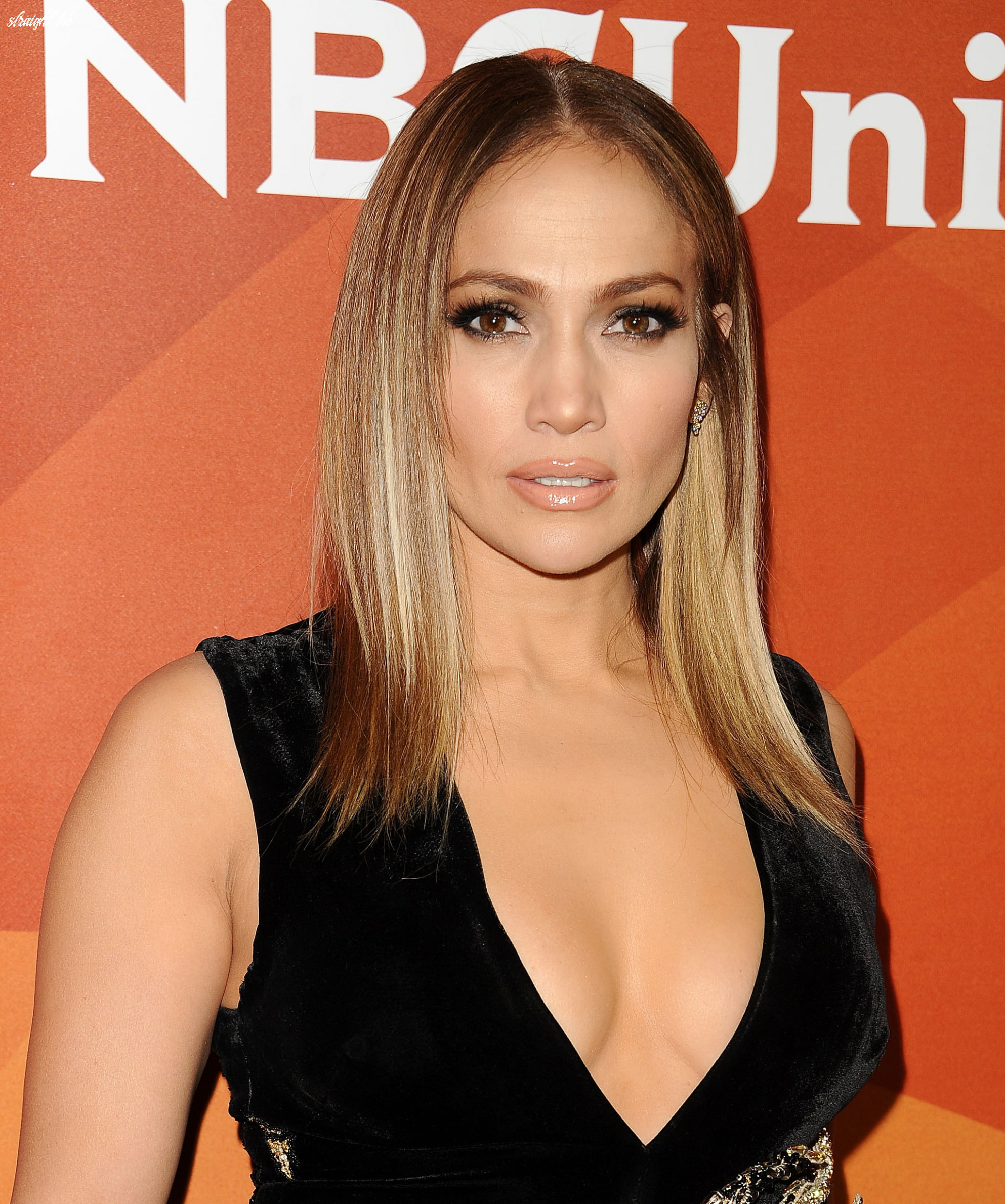 A Straight Lob | 12 Times Jennifer Lopez's Hair Made Us Want a ...