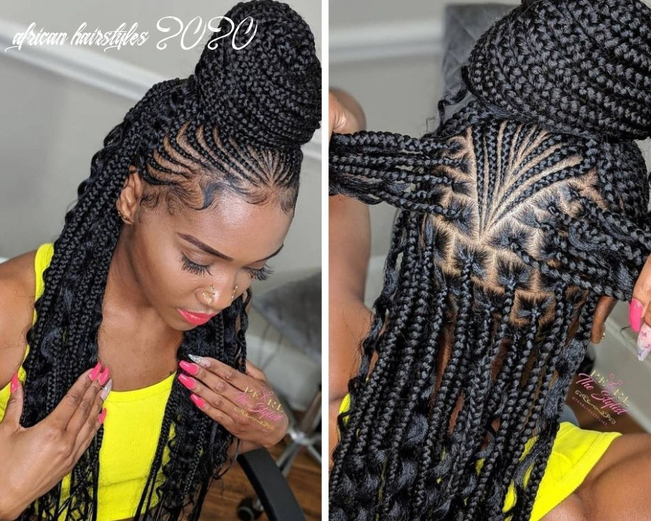 African braids hairstyles 8 for effortlessly chic ladies african hairstyles 2020
