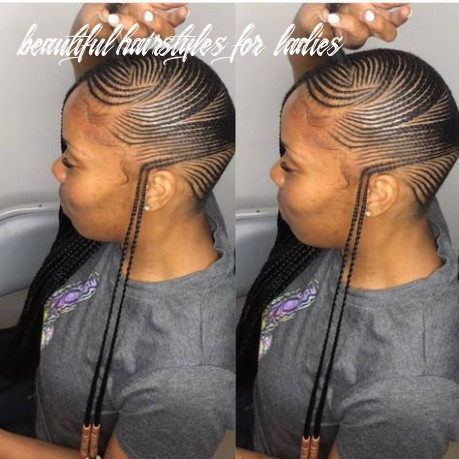 African hairstyles for ladies 9 : beautiful hair collection you