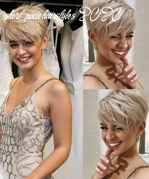 All Time Best Short Pixie Hairstyles for Women To Try This Year ...