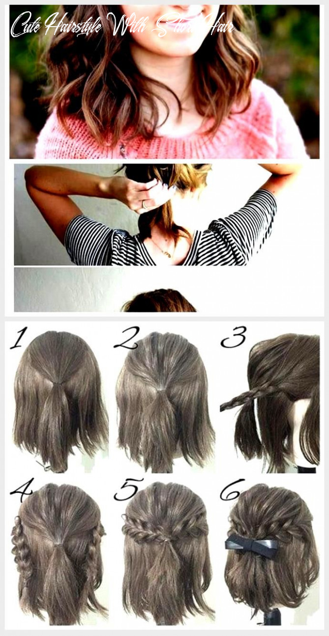Amazing and cute hairstyle for short hair, #amazing #hairstyle