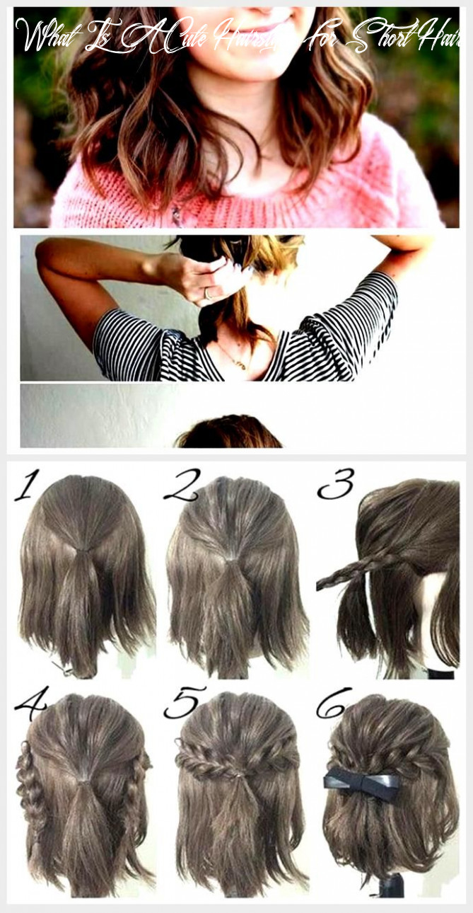 Amazing and Cute Hairstyle for Short Hair, #amazing #hairstyle ...