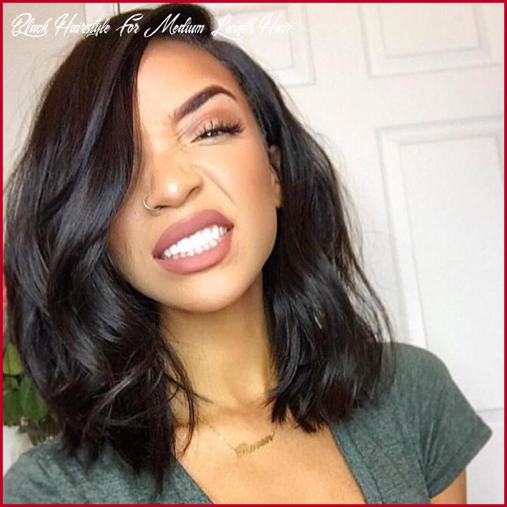 Amazing black hair shoulder length hairstyles photos of hairstyles