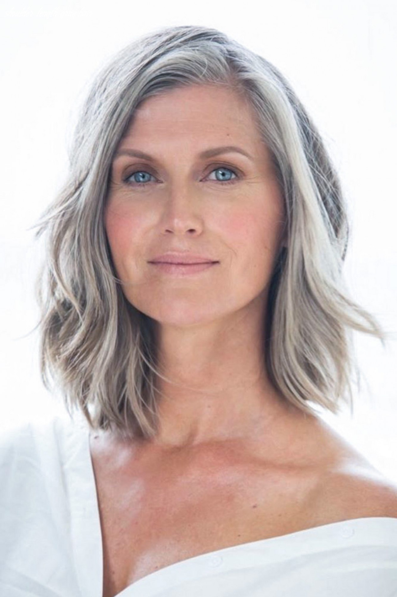 Amazing Gray Hairstyles We Love | Southern Living