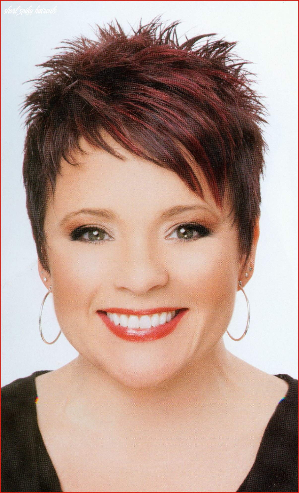 Amazing short spiky hairstyles for fine hair picture of short