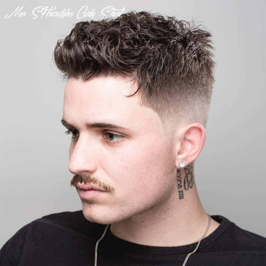 Andrewdoeshair short haircuts for men with curly hair