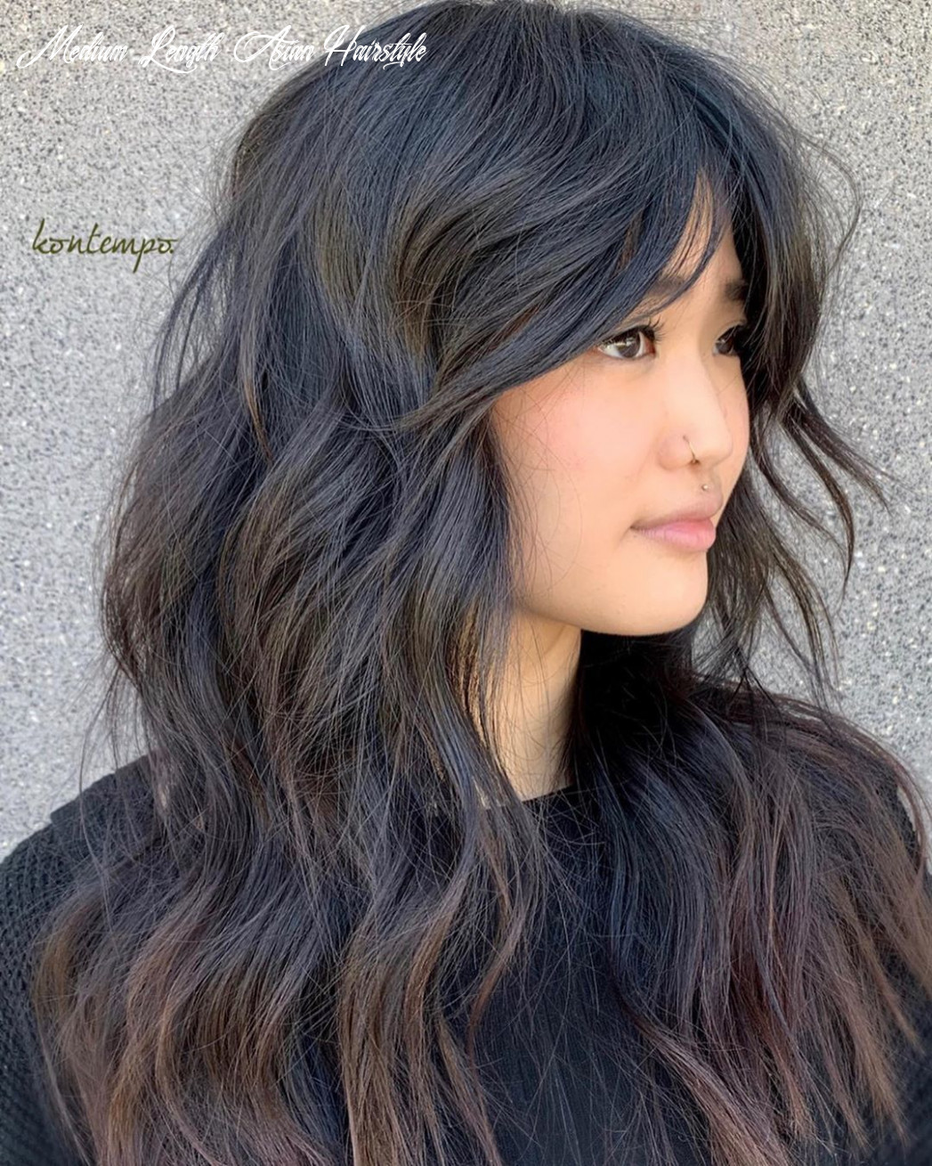 Asian hairstyles for women: 10 trendy and easy looks to try medium length asian hairstyle