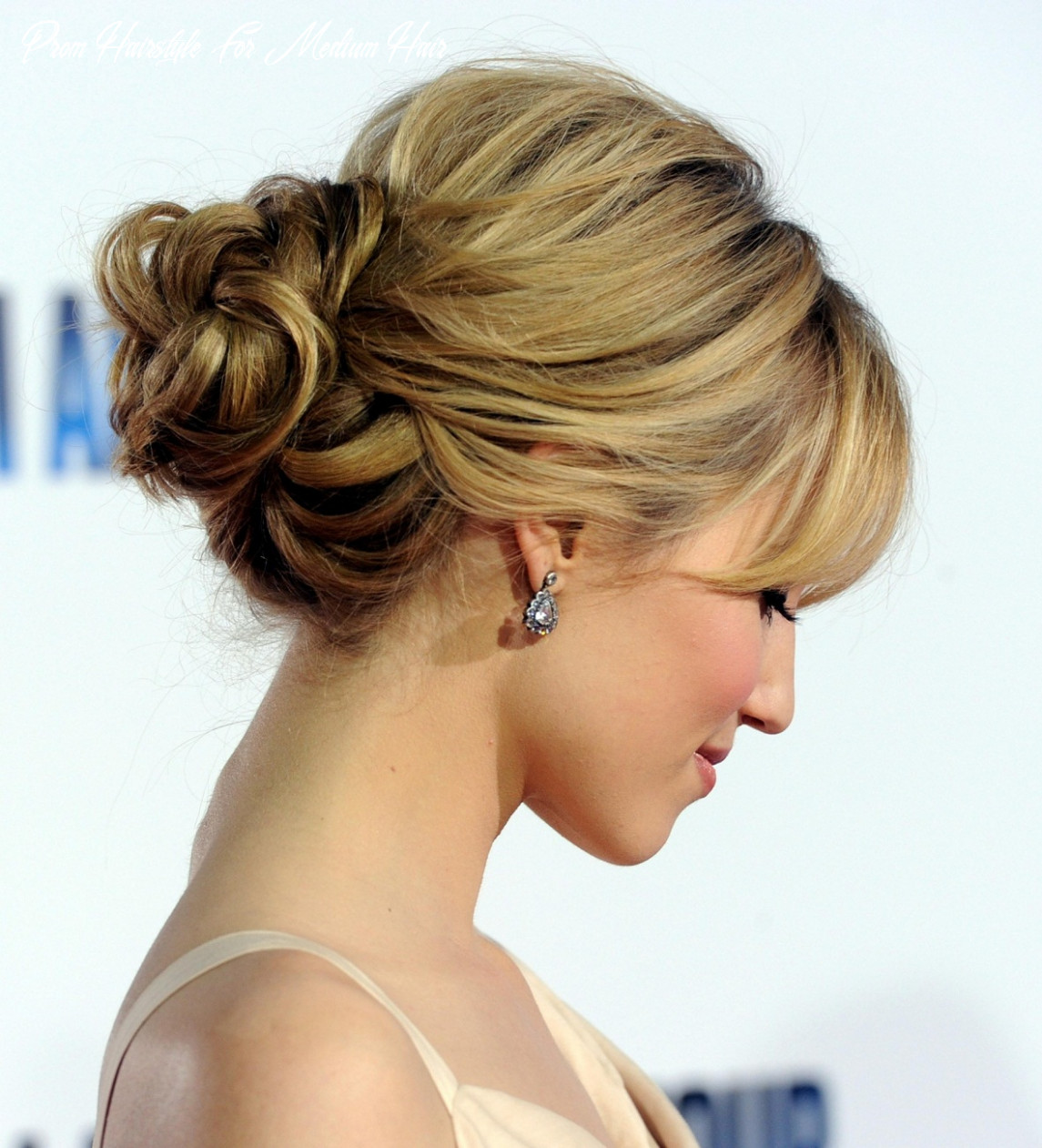 Attractive Prom Hairstyles for Medium Hair