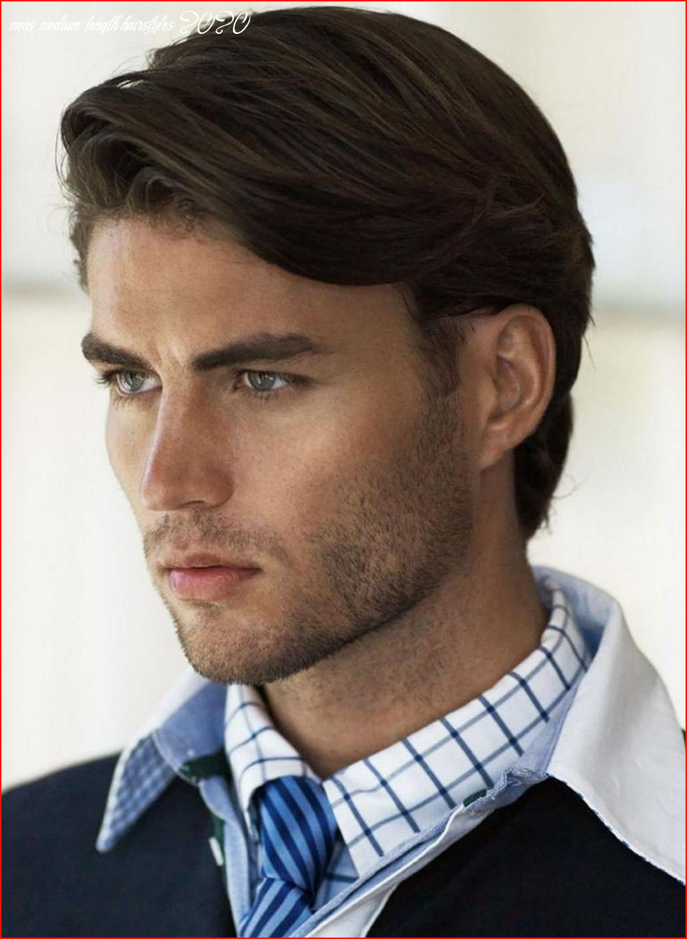 Awesome Medium Long Hairstyles Mens Photos Of Long Hairstyles ...