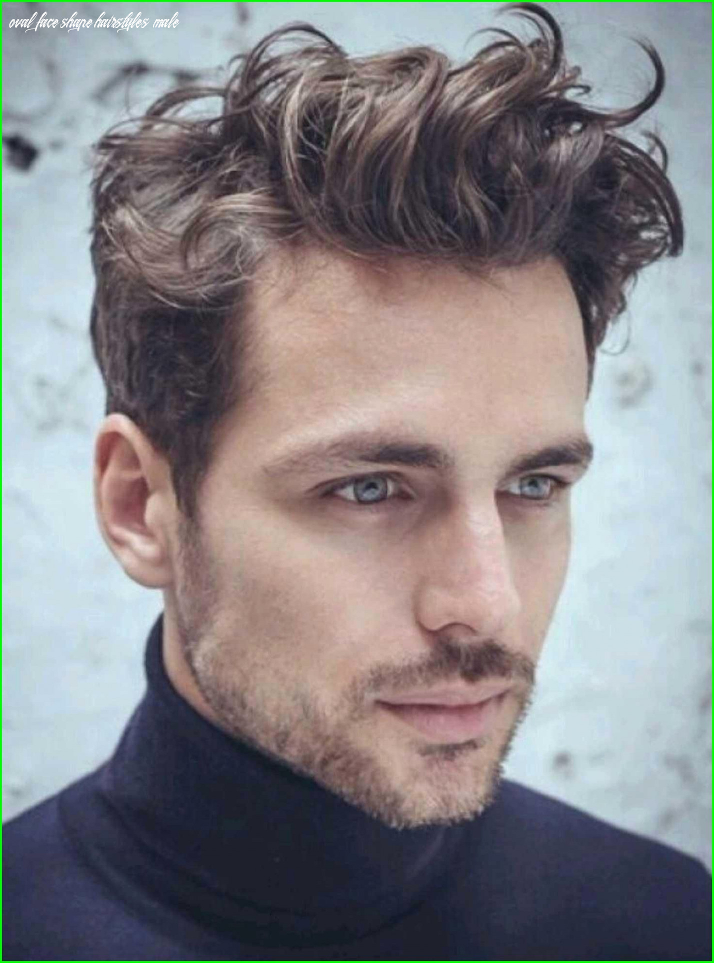 Awesome mens hairstyles for oval faces pictures of hairstyle ideas