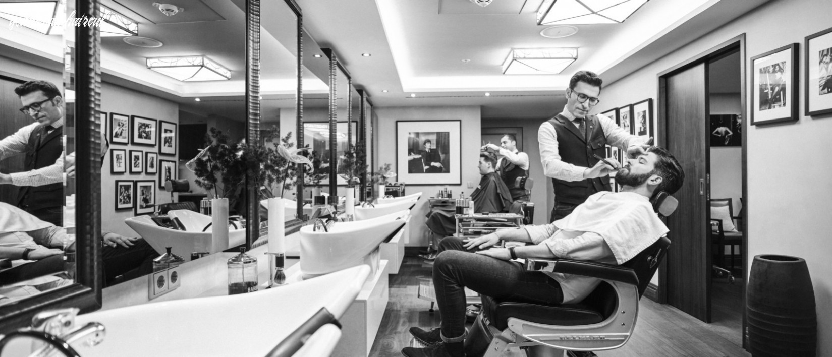 Barber-Shop Frankfurt am Main - THE SPA im Frankfurter Hof