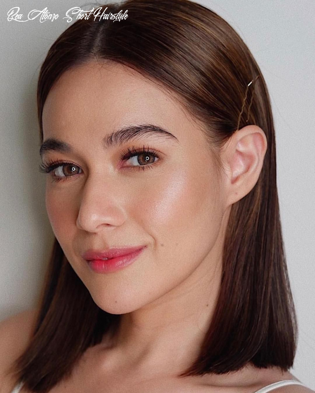 Bea alonzo | filipina beauty, bea alonzo hair, bob hairstyles for
