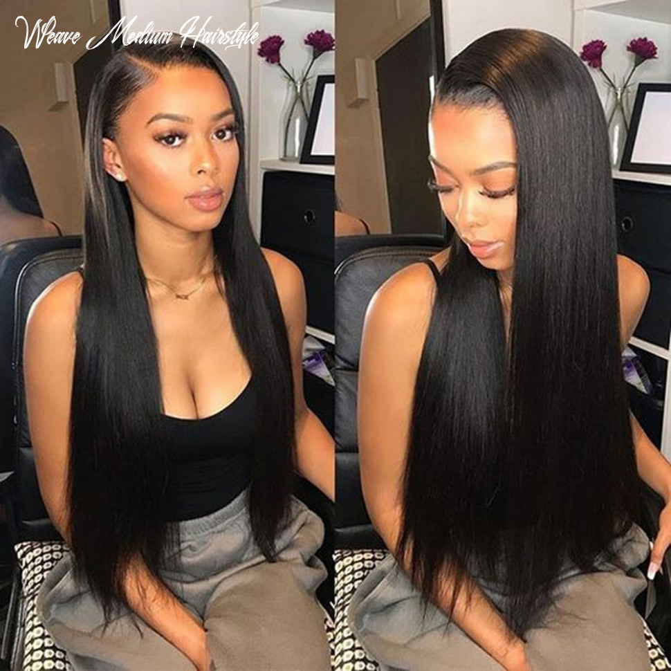 Beaudiva pre colored human hair weave peruvian straight hair medium brown 11# color 11 211inch hair bundles 11pcs/lot peruvian hair weave medium hairstyle
