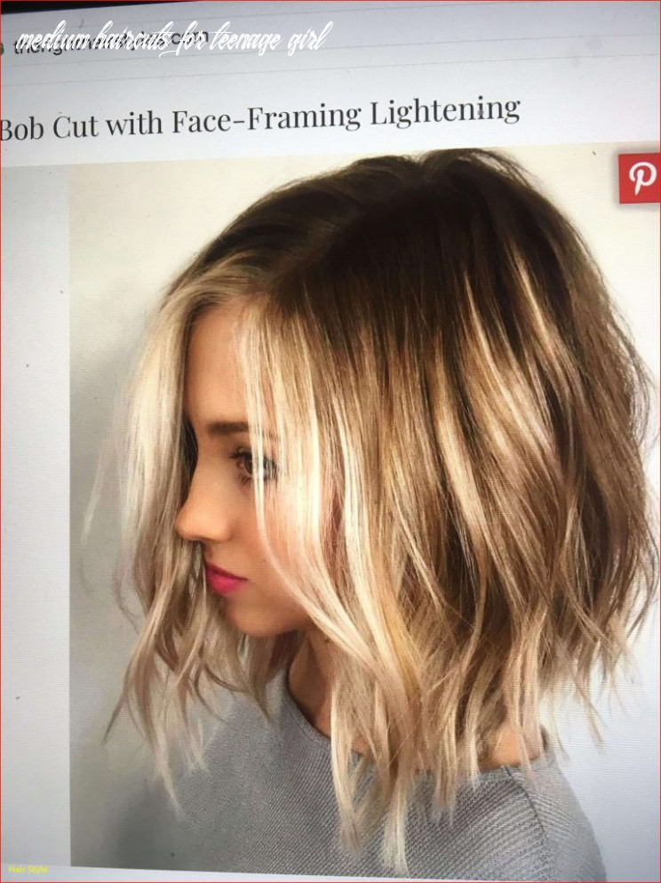 Beautiful haircuts for teenage girls photos of haircuts tutorials