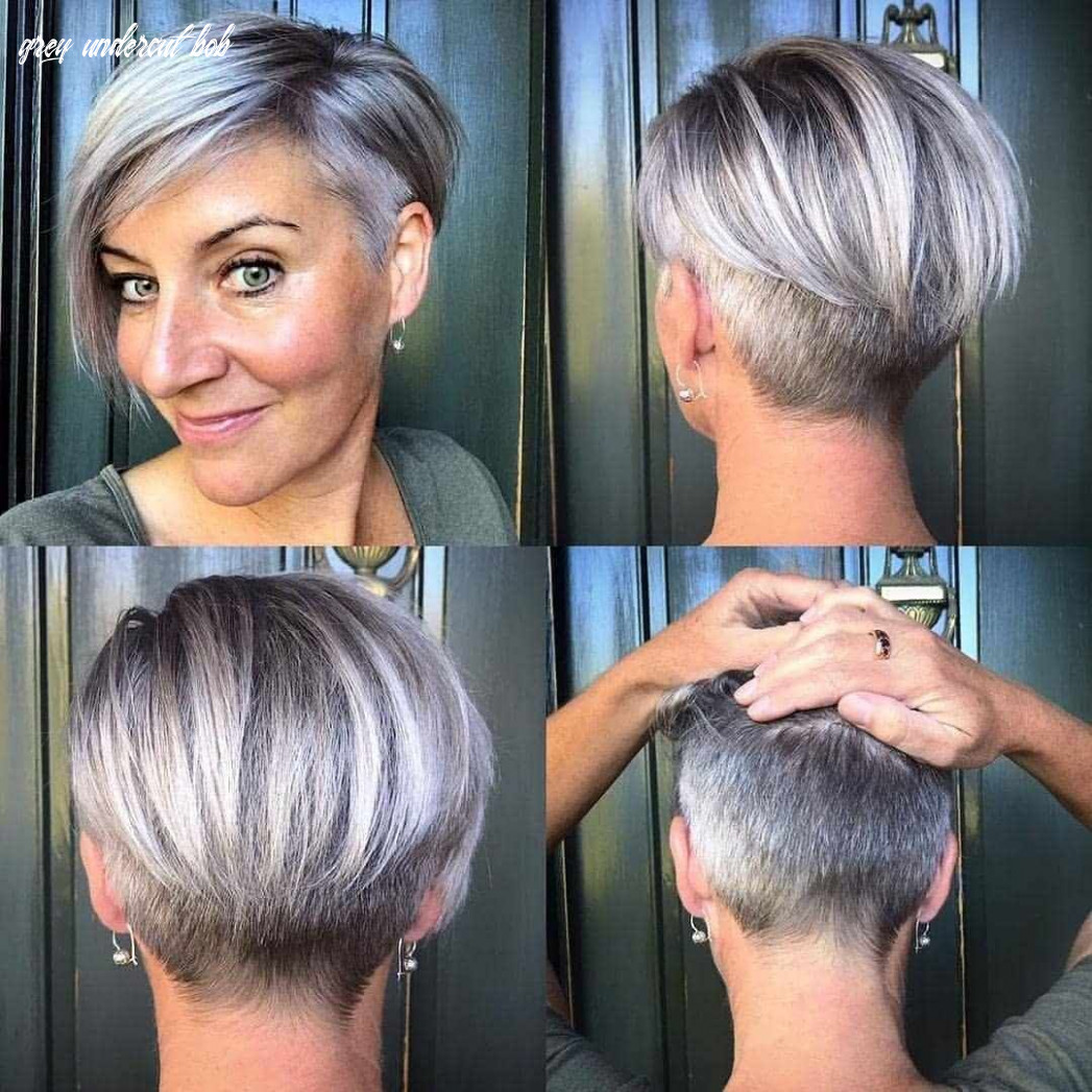 Beautiful pixie and bob short hairstyles 8 in 8   thick hair