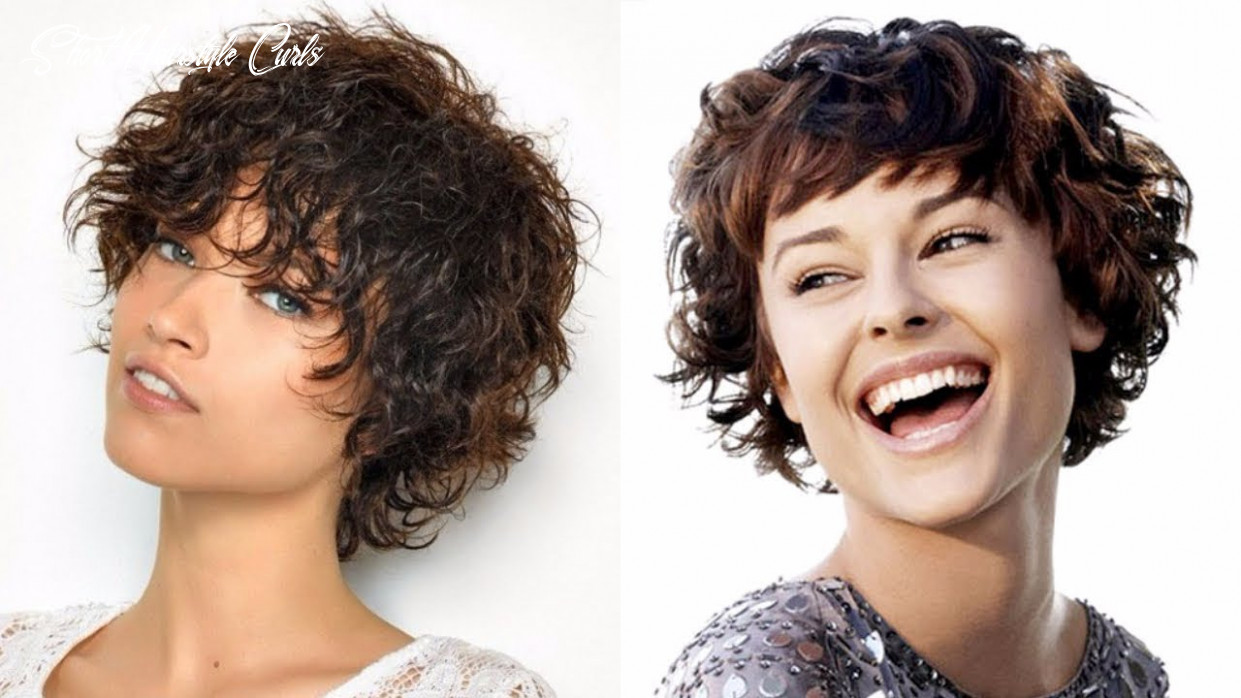 Beautiful short hairstyles for curly hair women hair cuts short hairstyle curls