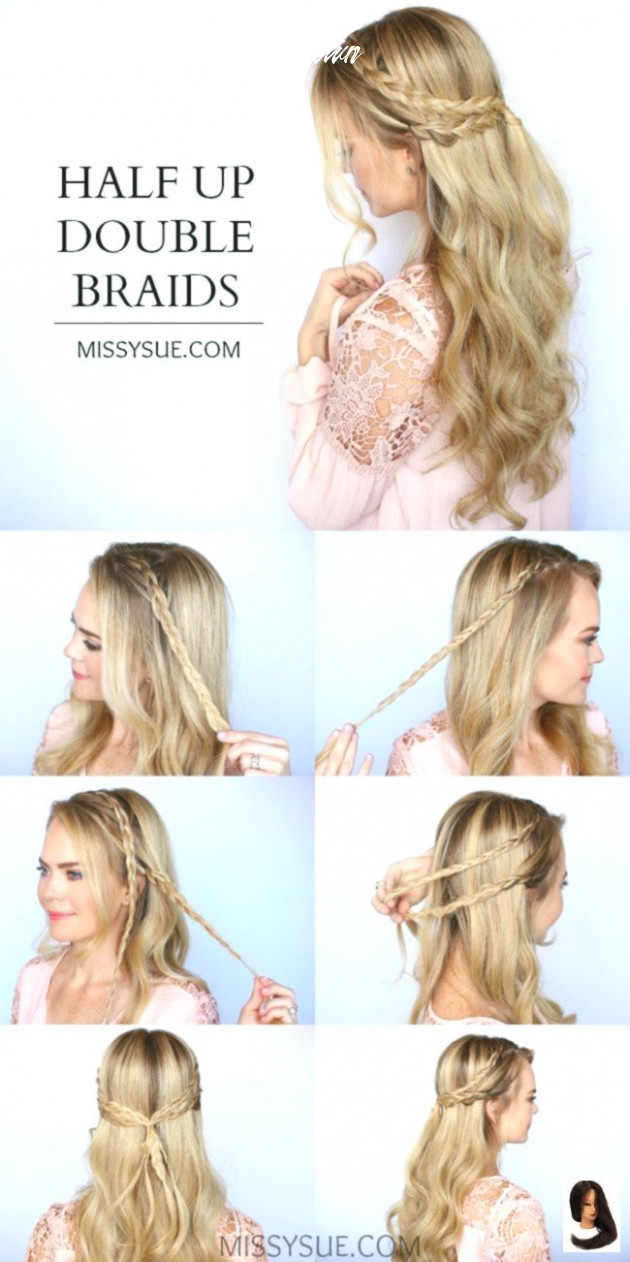 Beauty #Cocktail #für #Hairstyle tutorial Beauty Cocktail for 10 ...