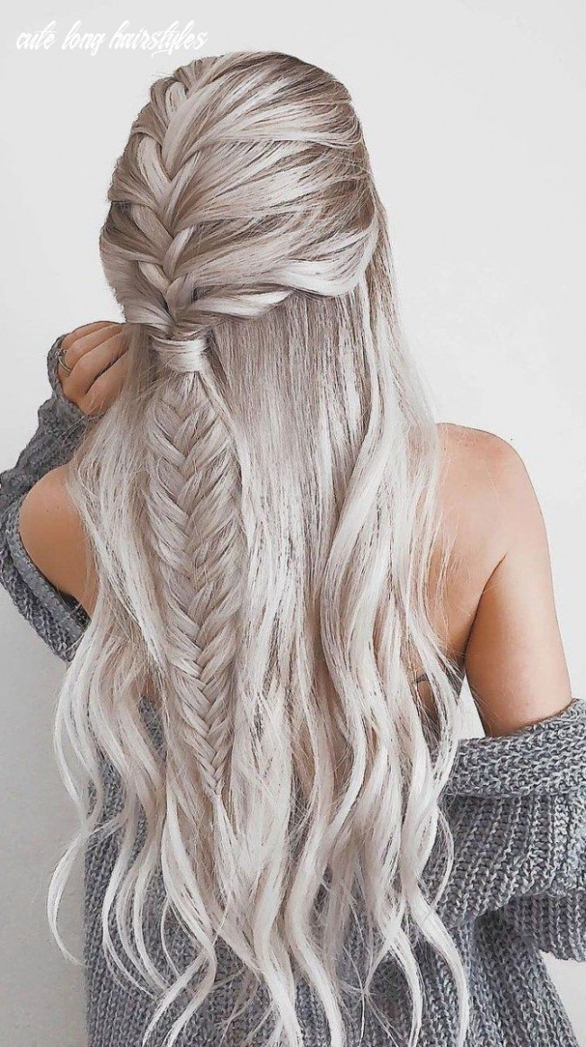 Beauty easy and cute long hairstyles you should try now 8 in 8