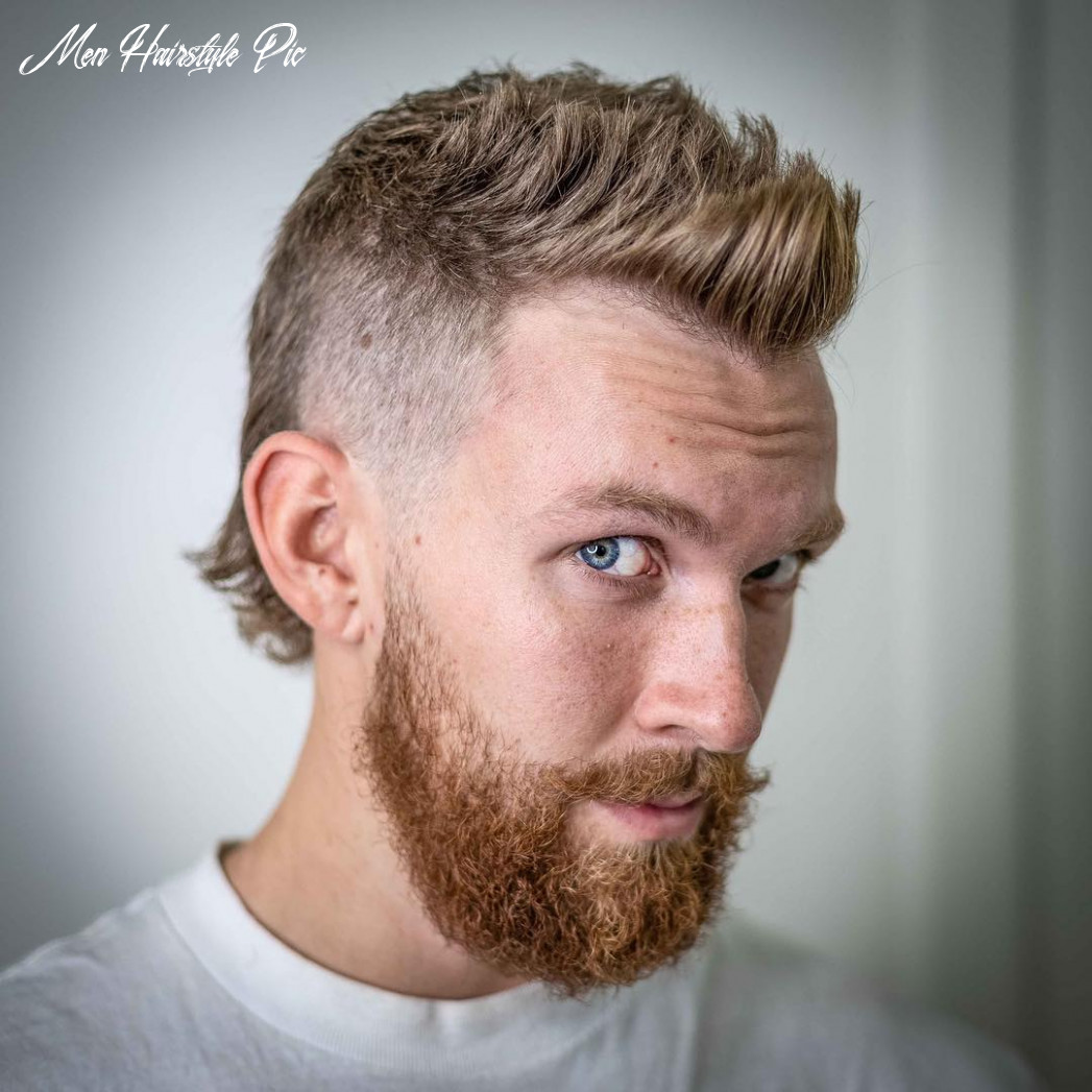 Best 11 blonde hairstyles for men to try in 11 men hairstyle pic