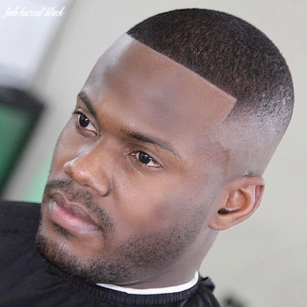 Best 12 cool fade haircuts for black men 1219 fade haircut black