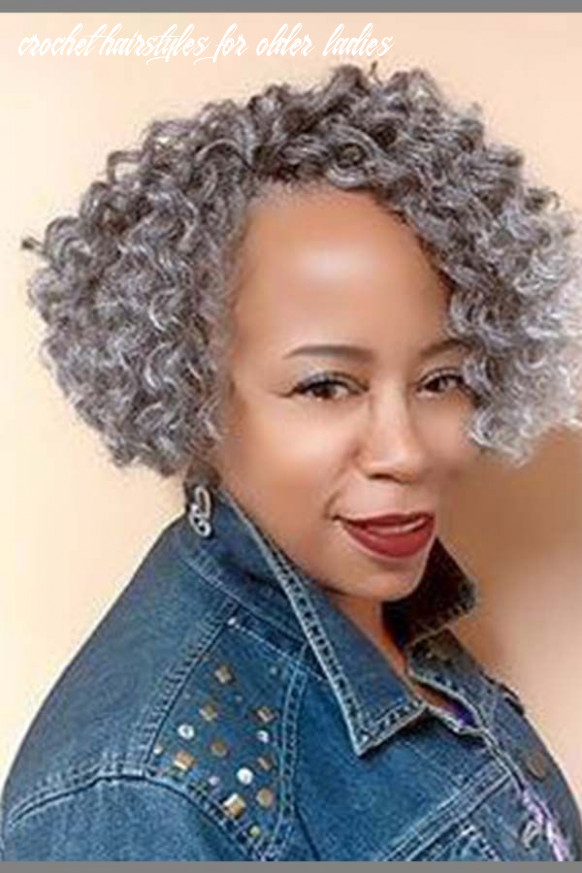 Best african american curly braided hairstyle for older womens