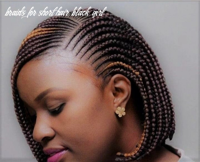 Best braided hairstyles for short hair black in 11