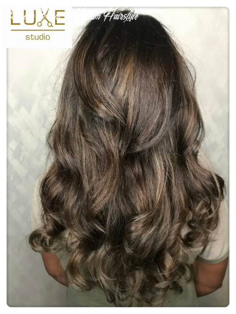 Best combo creations by luxe studio hair perm korean wave perm