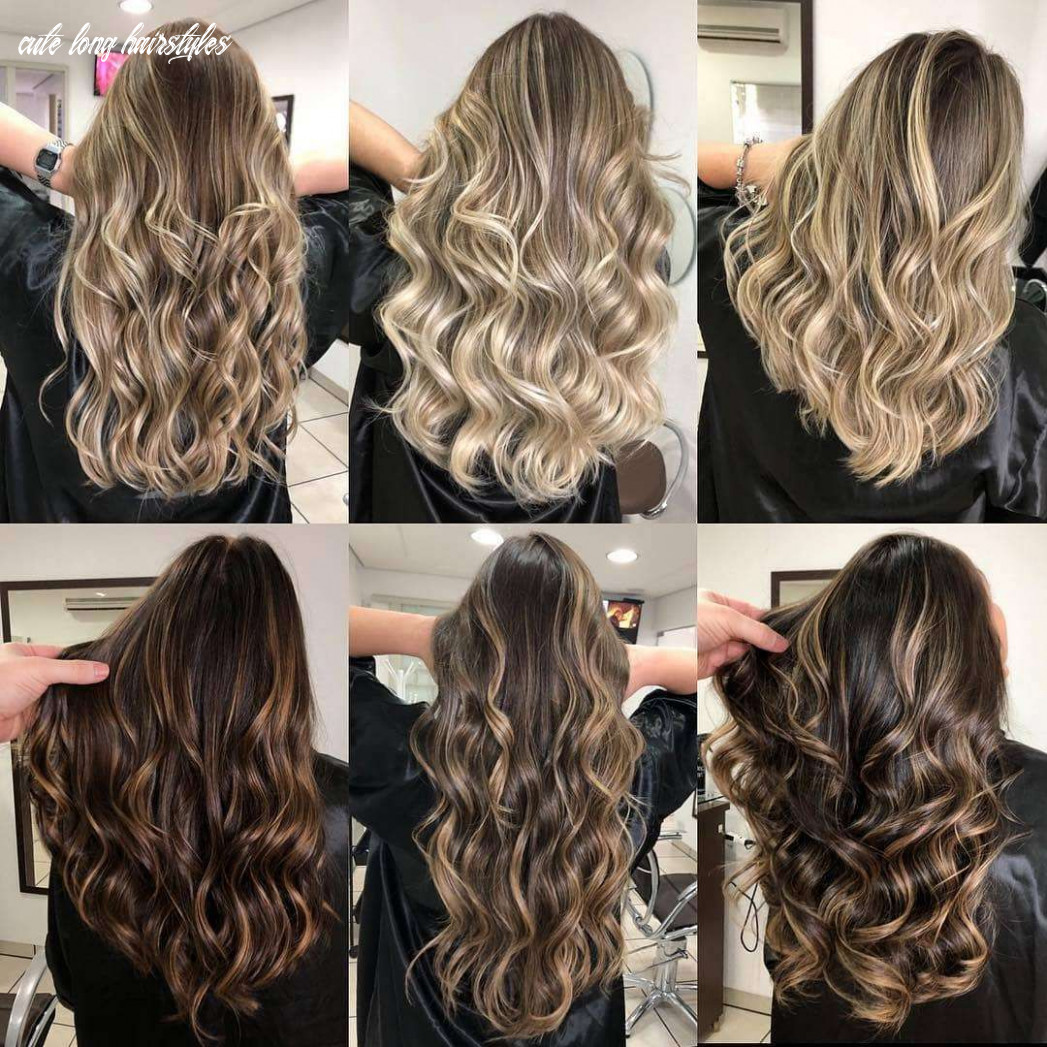 Best cute long hairstyles best cute long hairstyles are always a