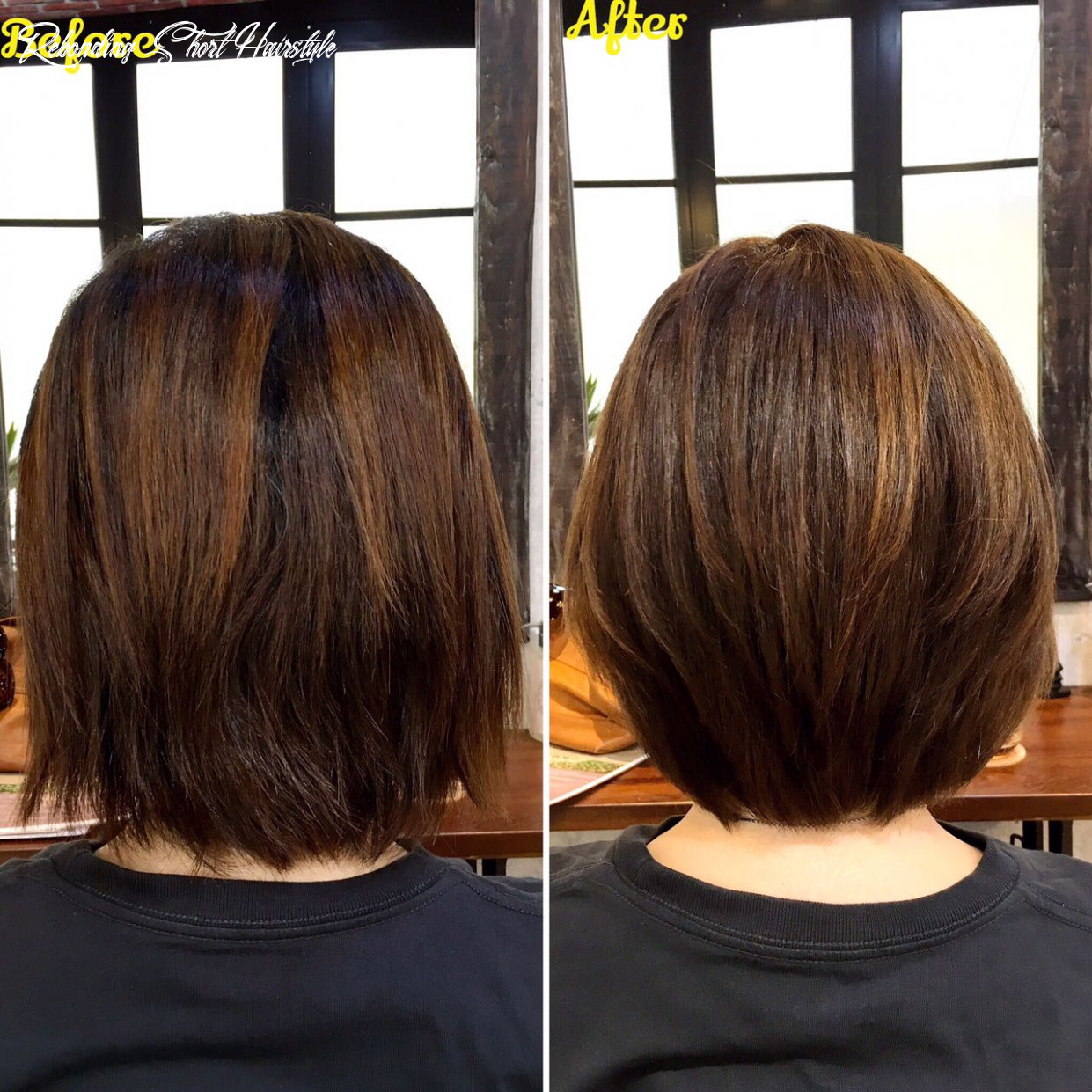 Best hair salons for rebonding in 11 / 11 rebonding short hairstyle