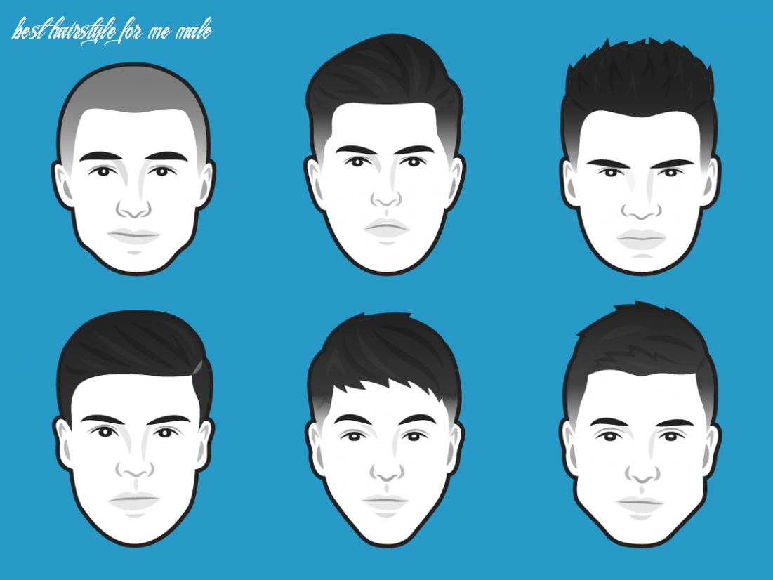 Best haircut for every face shape business insider best hairstyle for me male