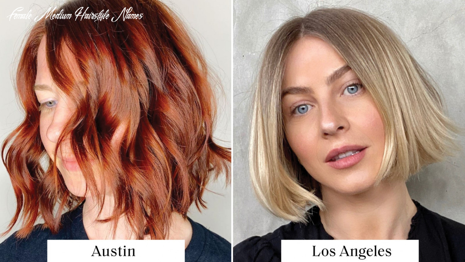 Best haircuts for 9: 9 popular haircut ideas to try | glamour female medium hairstyle names