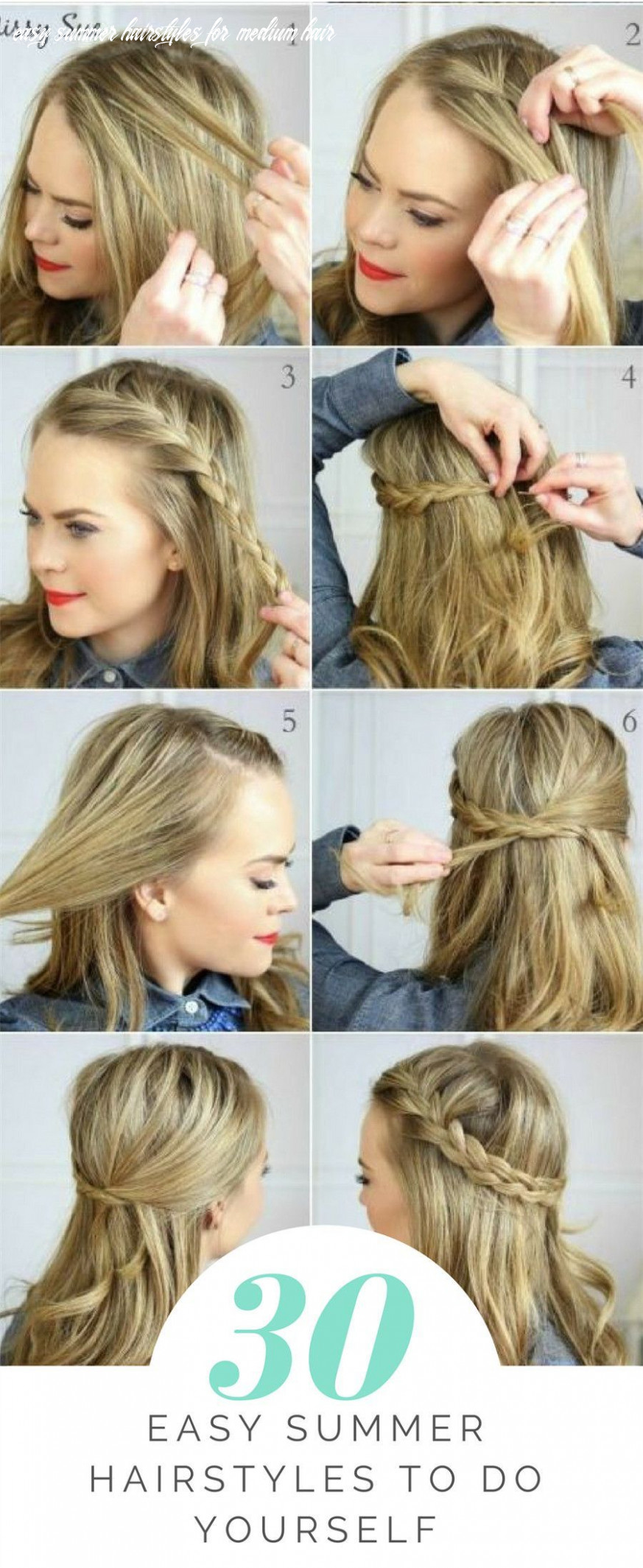 Best hairstyle of 8 | cute everyday hairstyles, easy hairstyles
