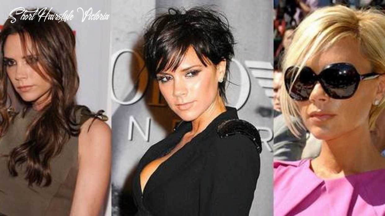 Best Hairstyle Of Victoria Beckham Hairstyles Short Hair
