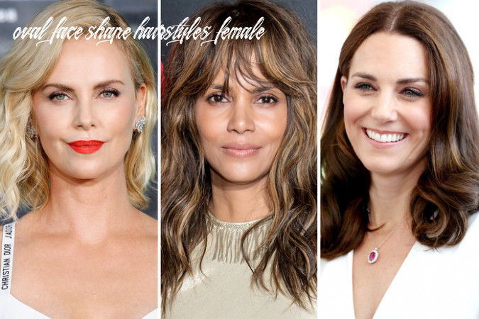 Best hairstyles for oval faces – fashionarrow