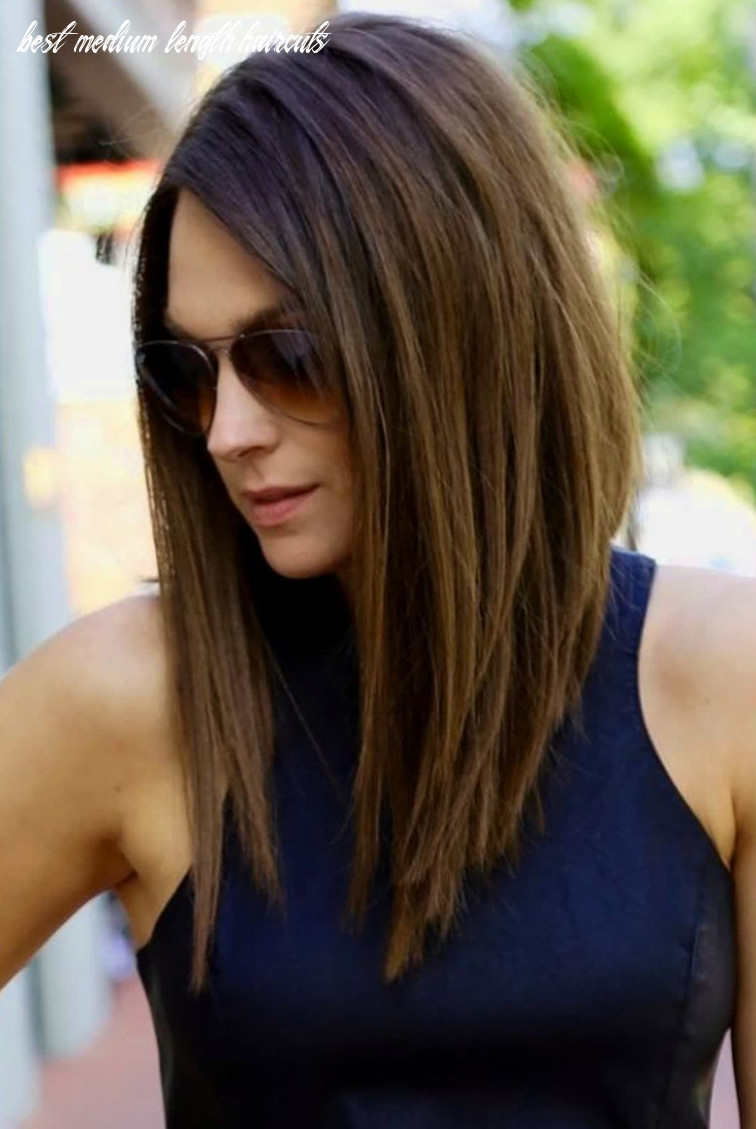 Best Medium-Length Haircuts for 8