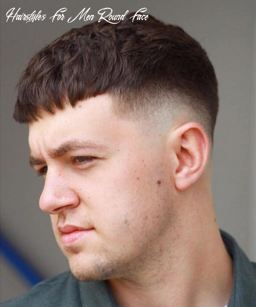 Best Mens Haircuts For Round Faces 9 - Haircut Today