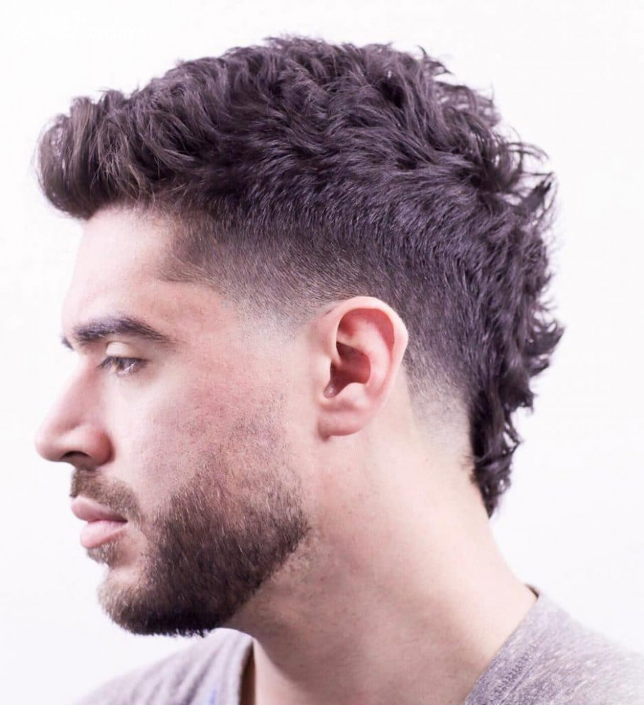 Best mohawk fade haircuts > 12 cool styles for 12 low fade mohawk