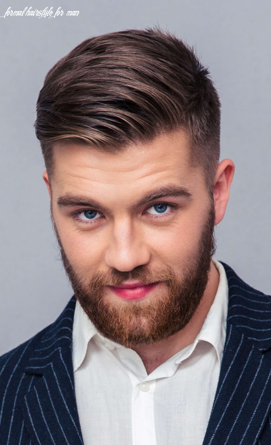 Best office hairstyle for men | 12 best business hairstyles for